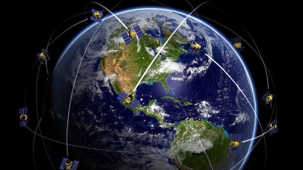 El Espacio: Nuevo teatro de operaciones de Rusia, China y EEUU