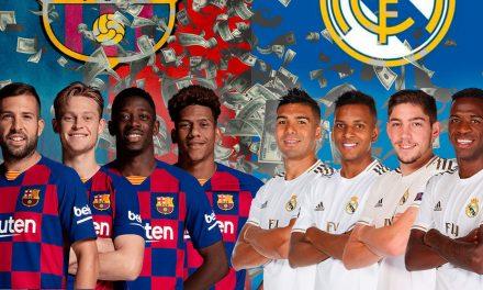 El plan de Madrid y Barça con sus jóvenes: precio y rendimiento de sus perlas en la última década