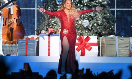 """Mariah Carey lanzó """"All I Want for Christmas is You"""""""