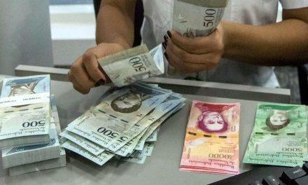 Nuevo salario mínimo es de 450.000 bolívares