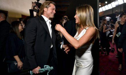 Brad Pitt y Jennifer Aniston, ¿una reconciliación amistosa?