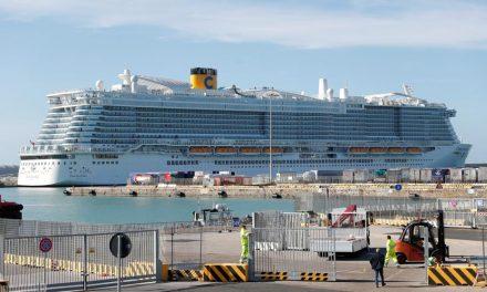 Descartado caso de coronavirus en crucero procedente de España con destino a Italia