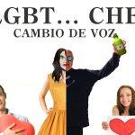 El Cl-Audio de Nazoa: LGBT… CHE… Cambio de voz (Audio)