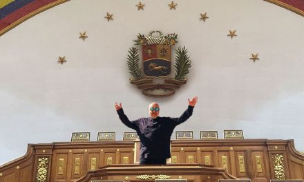 El Cl-Audio de Nazoa: Respeto al Palacio Federal Legislativo