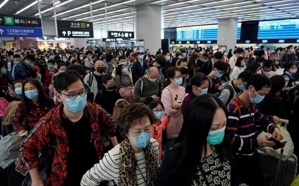 China registró otros 116 decesos en Hubei por epidemia COVID-19