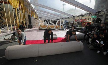 Se despliega la alfombra roja en la cuenta atrás para los Óscar
