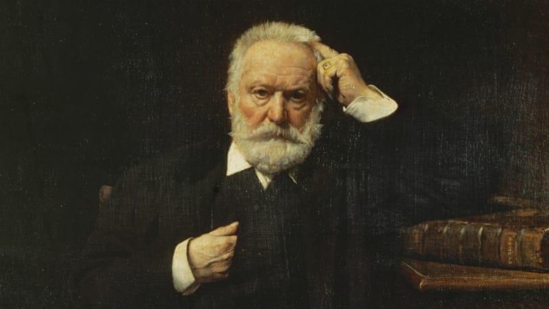El 26 de febrero de 1802 nació Victor Hugo