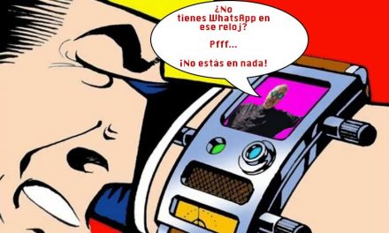 El Cl-Audio de Nazoa: Pronto nos inyectarán los teléfonos