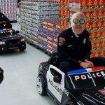 El Cl-Audio de Nazoa: La policía