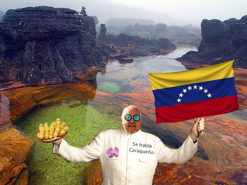 El Cl-Audio de Nazoa: Venezuela no es el mejor país del mundo (Audio)