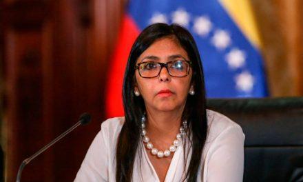 Delcy Rodríguez: Yo nunca avalaría la tortura