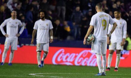 Las claves del bajón del Real Madrid