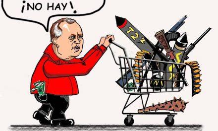 Para medicinas, ¡No Hay! – Caricatura de Duncan