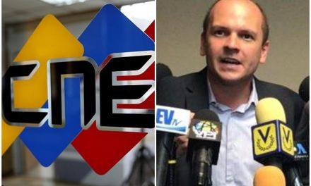 Diputado Ángel Medina anunció avances en la creación de nuevo CNE