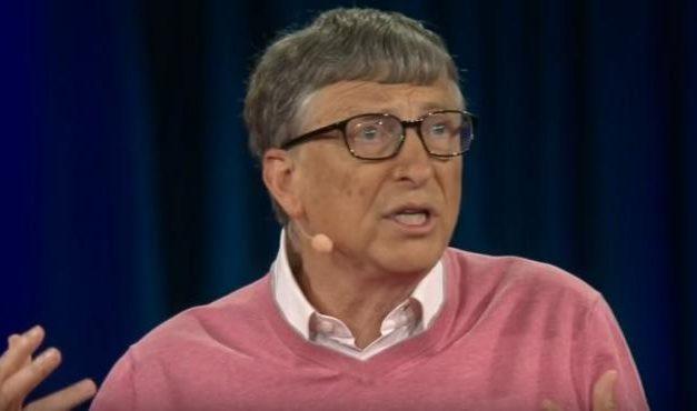 Bill Gates vaticina el coronavirus en un discurso ofrecido en el año 2015