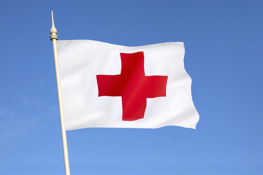 Cruz Roja Coronavirus