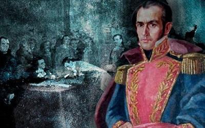 El 29 de abril de 1782 nació Antonio Nicolás Briceño
