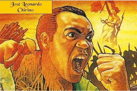 El 25 de abril de 1754 nació José Leonardo Chirino