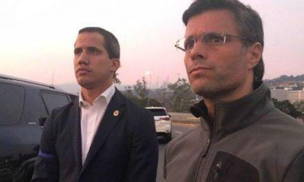 A un año del 30 de abril, Guaidó aseguró que no va a detenerse ante el régimen