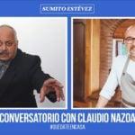 Sumito Estévez y Claudio Nazoa: Con la cocina en la sangre (Video)