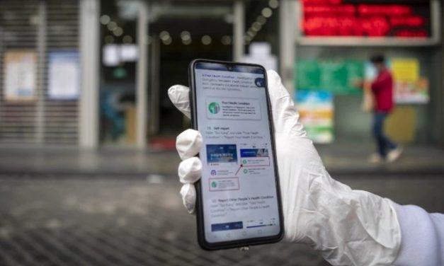 Las apps móviles que ayudaron a China a controlar la pandemia apuntan más allá.