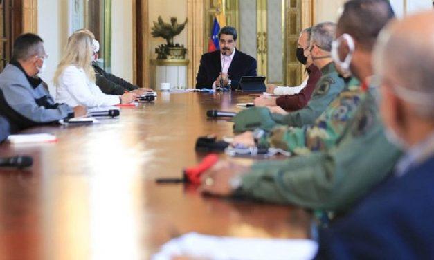 Con la cuarentena, Nicolás Maduro ha acentuado la autocratización