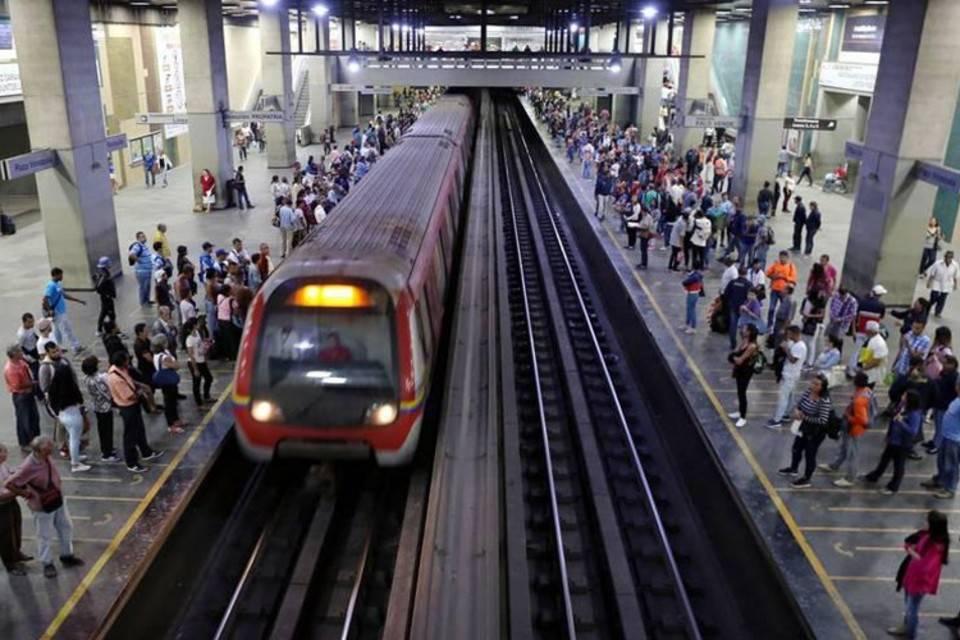 Corpoelec limita más las funciones Metro de Caracas al ordenar cierre de estaciones