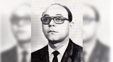 El 9 de mayo de 1939 nació Ricardo Aguirre