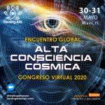 Congreso Virtual – Alta consciencia cósmica