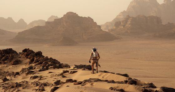 Para colonizar Marte sería necesario alterar el ADN de los astronautas