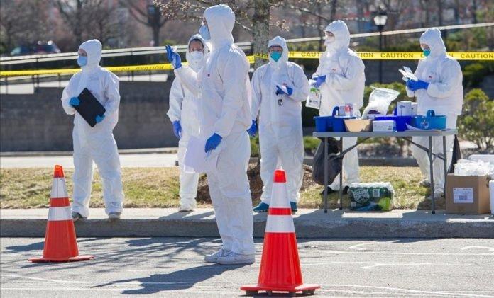 EE UU roza los 96.000 muertos y llega a 1,6 millones de casos de covid-19