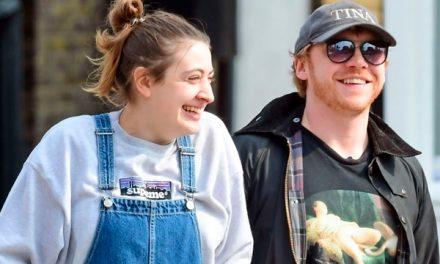 El Ron Weasley de Harry Potter se convirtió en padre