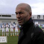 Zidane aprueba en el Di Stéfano