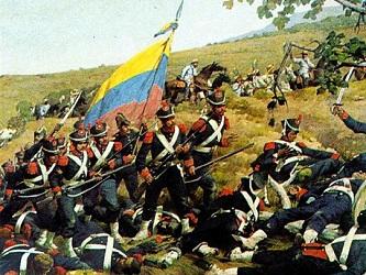 El 24 de junio de 1821 se libra la Batalla de Carabobo