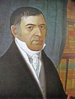 El 23 de Junio de 1772 nació Cristóbal Mendoza