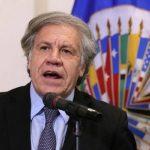 Almagro: La pandemia es funcional al régimen en Venezuela