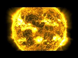 NASA: Timelapse del Sol realizado con fotos tomadas desde hace 10 años