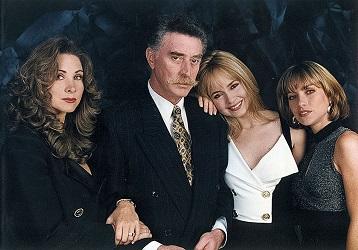 """""""Quirpa de tres mujeres"""" telenovela transmitida por Venevisión en 1996"""