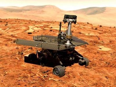 Róveres de la NASA tomarán las decisiones en la búsqueda de vida