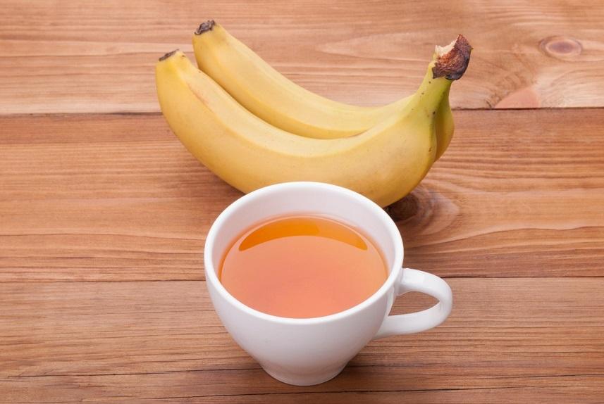 Antiestrés: Aprende a preparar té de cambur y aprovecha sus beneficios