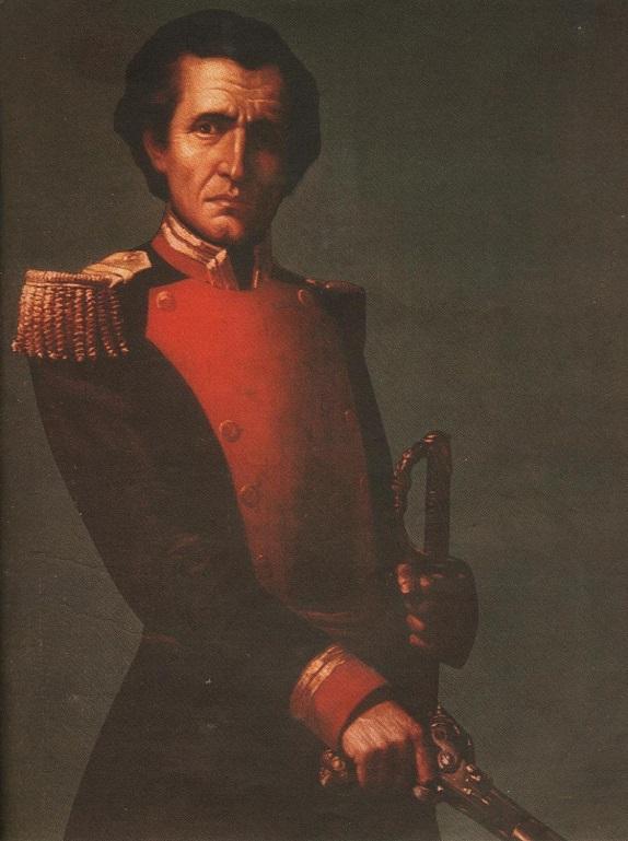 El 10 de julio de 1786 nació Antonio Ricaurte