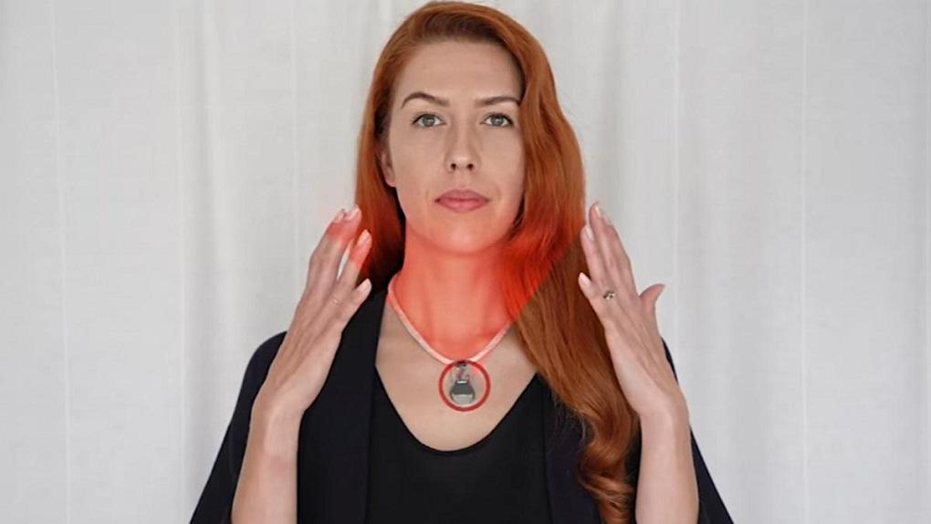 Innovación: La NASA crea un collar para no tocarse la cara