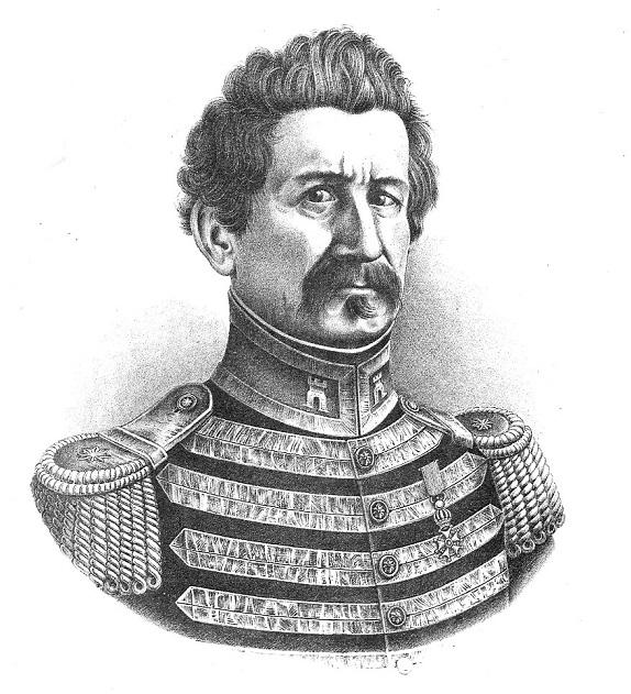 El 12 de julio de 1793 nació Agustín Codazzi