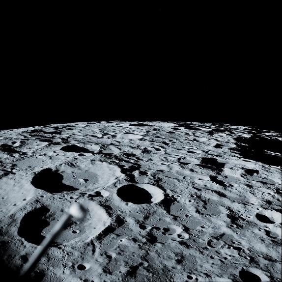 Nuestra Luna: un nuevo hallazgo en sus cráteres pone en duda su origen