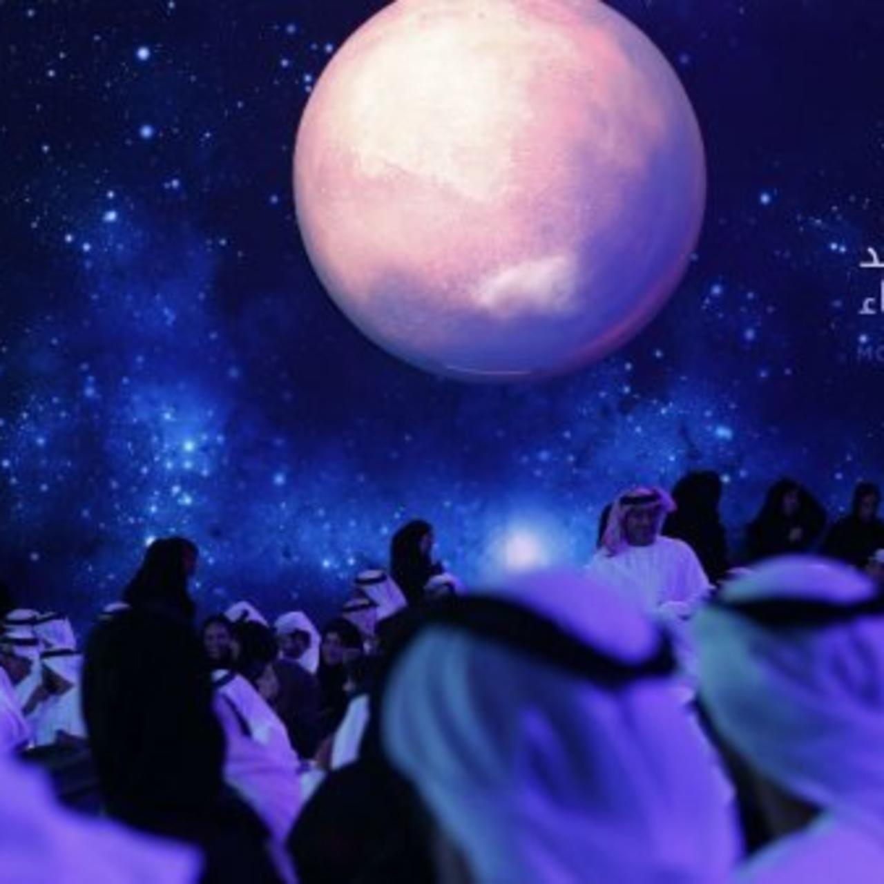"""Emiratos al espacio: así es """"Hope"""", la primera misión árabe a Marte"""