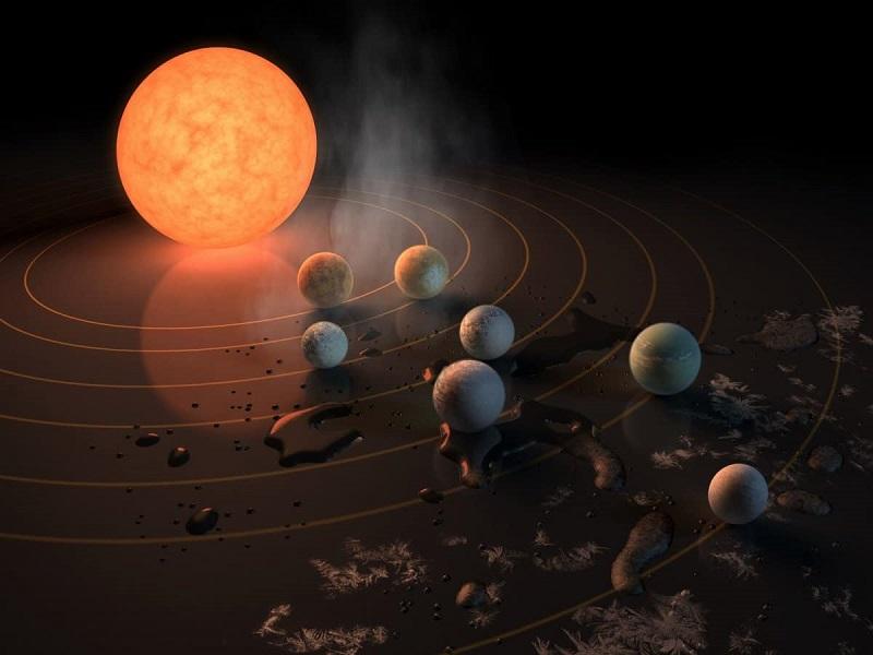 Un nuevo estudio sugiere la existencia de planetas similares a la Tierra