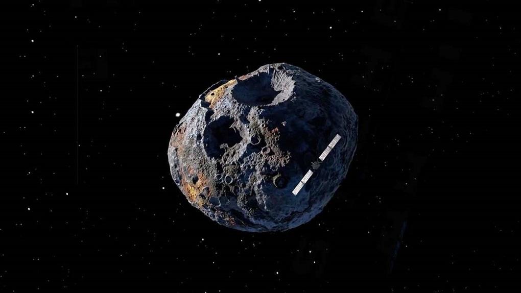 Astronáutica: La NASA diseñó una nave para ir al asteroide Psyche