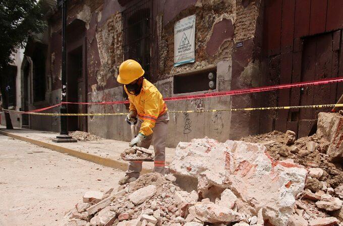 De acuerdo a la NASA, el sismo de Oaxaca movió el terreno unos 45 cms.