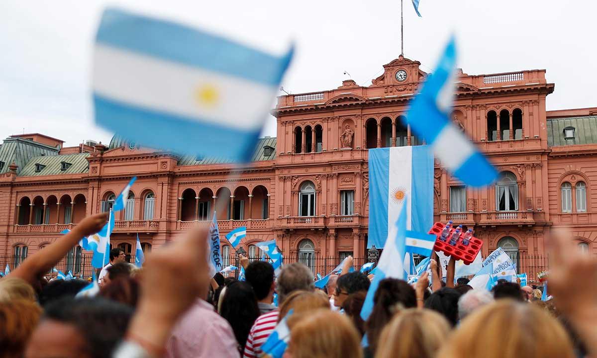 ARGENTINA-VENEZUELA