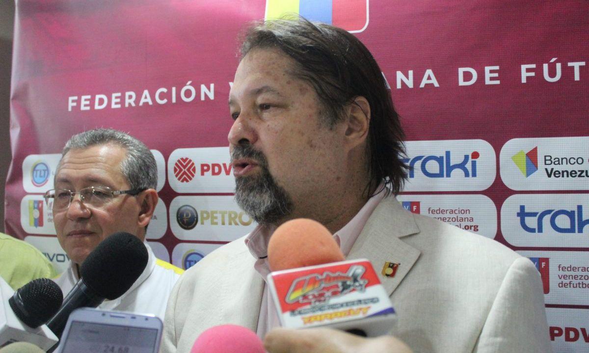 Falleció el presidente de la FVF, Jesús Berardinelli. - CURADAS ©